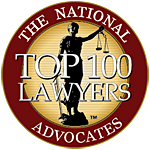 The national advocates top 100 member seal